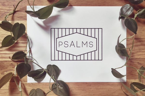 Psalms Slide Title